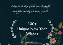 100 new year wishes