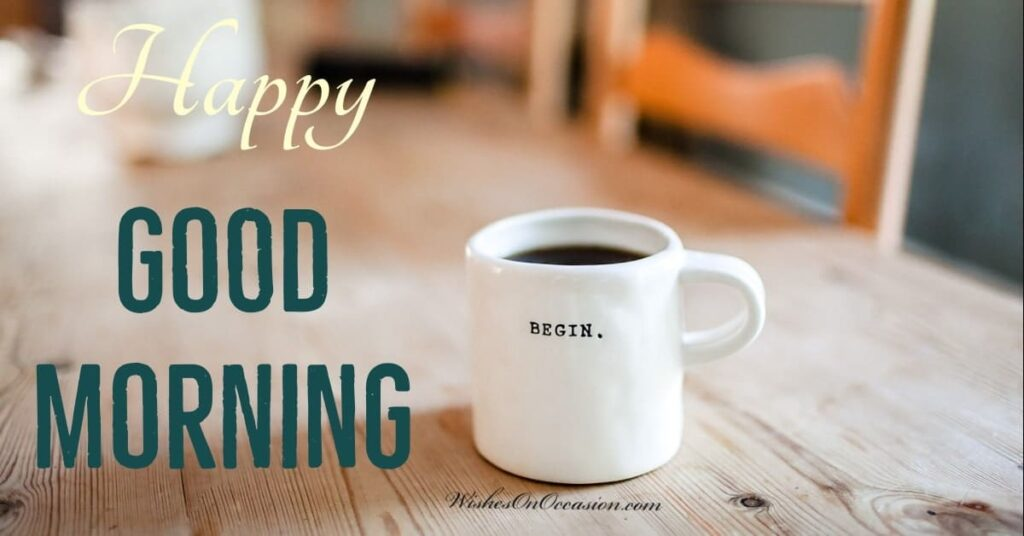 This image contain text about good morning sms