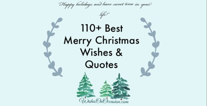 This image contain text about best merry christmas wishes and quotes