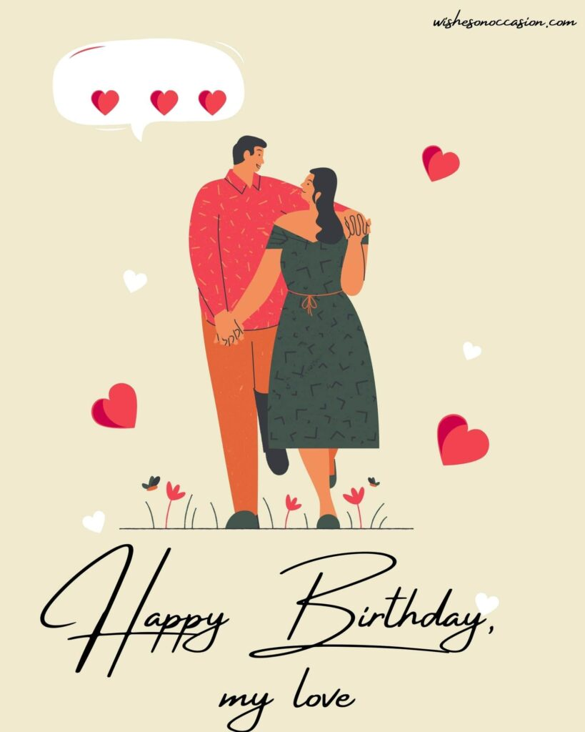 Happy Birthday Wishes For Caring Wife